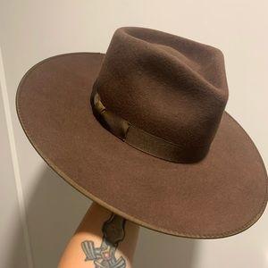 lack of color  coco ranchero hat